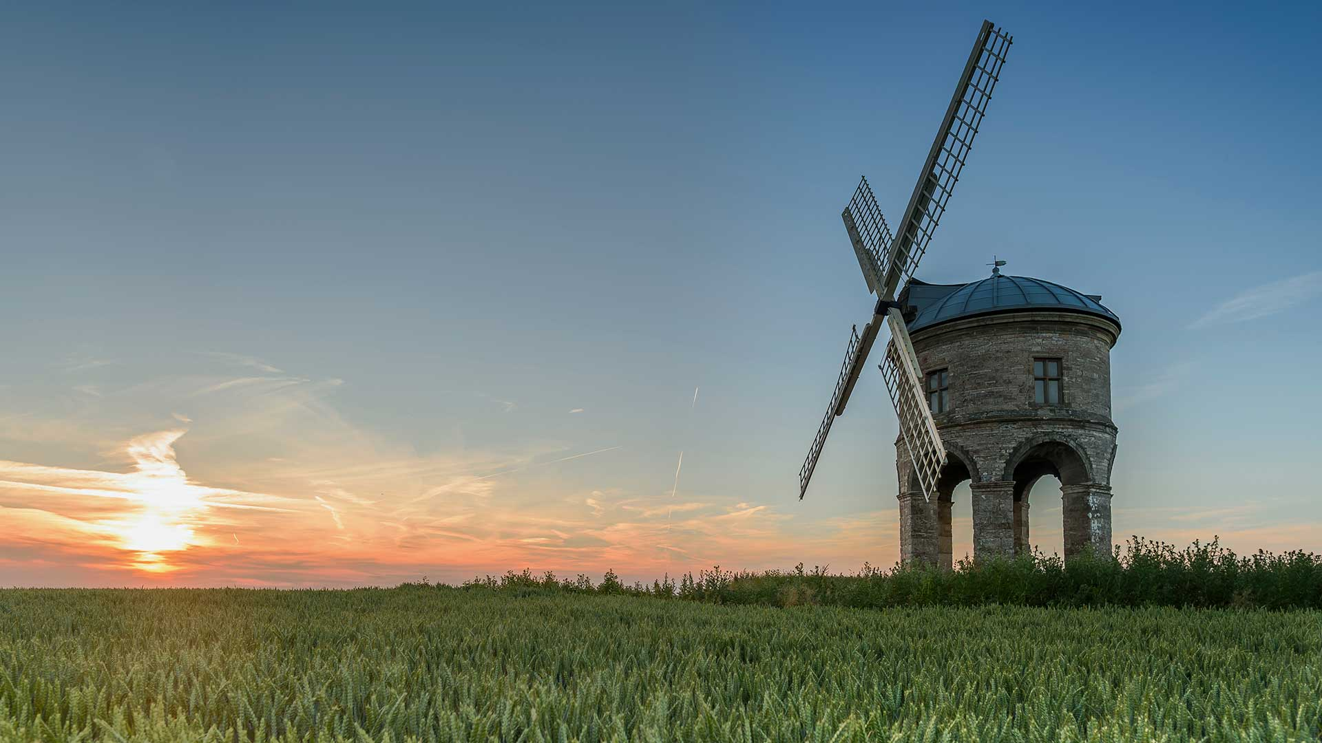 SEO Company Header Image Windmill